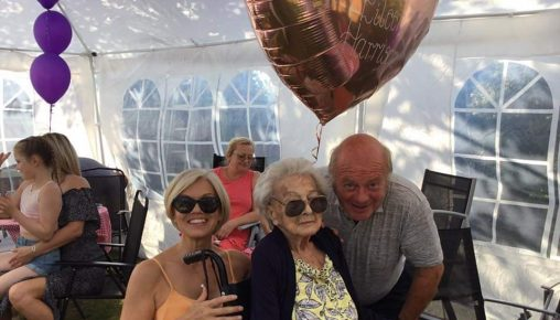 Eileen's 100th Birthday Celebration